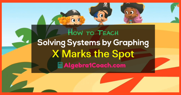 Solving Systems of Equations by Graphing Class Activity