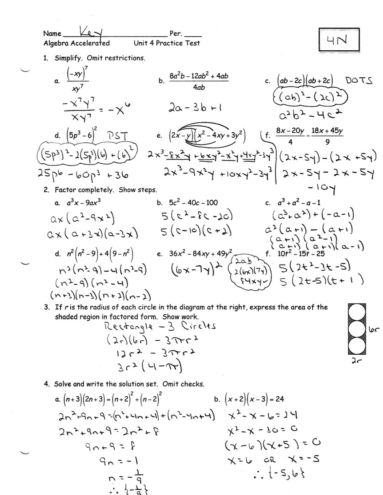 Holt Rinehart And Winston Algebra 2 Worksheet Answers