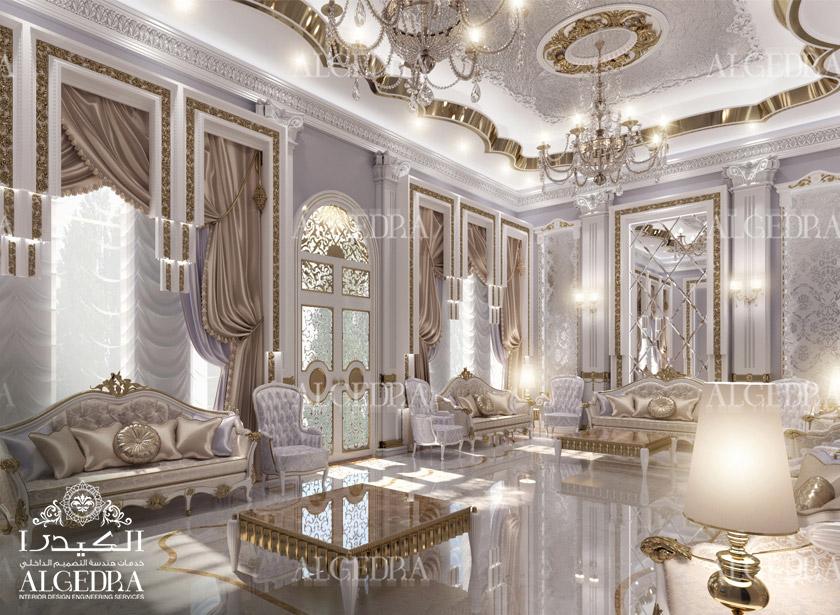 Women Majlis Design Best Interior Decoration By Algedra