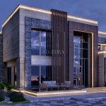 Contemporary Villa Design Architecture