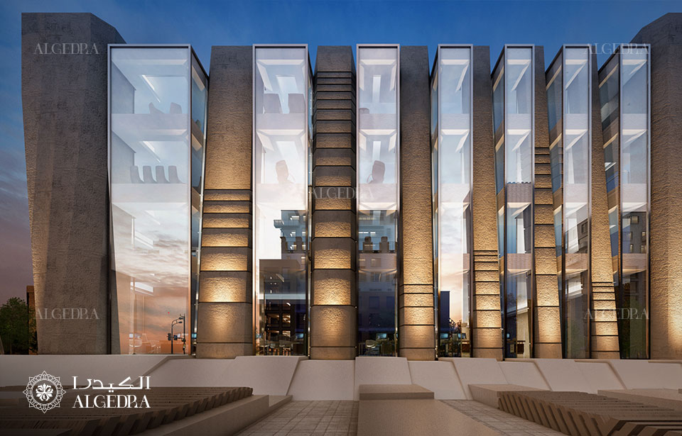 Banks Design Algedra
