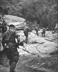 dans l'Algérie rurale, les SAS
