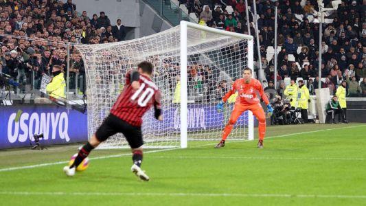 Juventus Milan AC 106