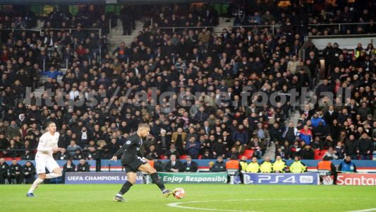 PSG Man United 100