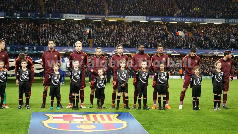 Liga : FC Valence 2 – FC Barcelone 3