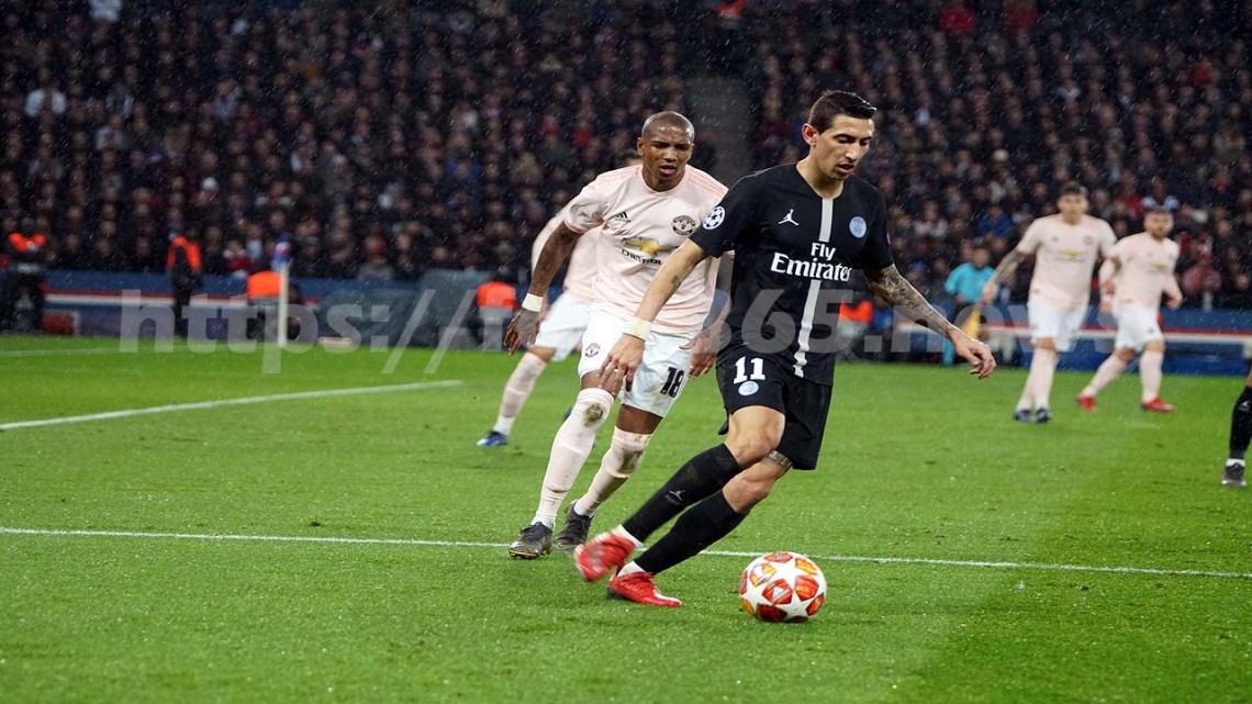 France : Angers – Paris SG (0-1)