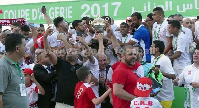 Vidéos coupe d'Algérie