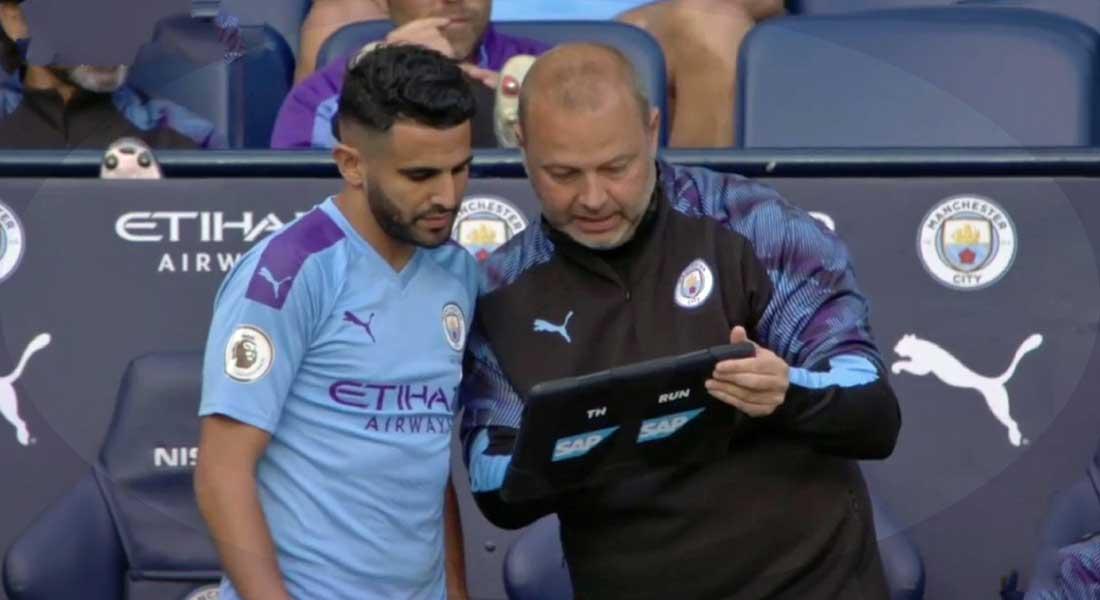 Premier League : Manchester City 2 – Tottenham 2