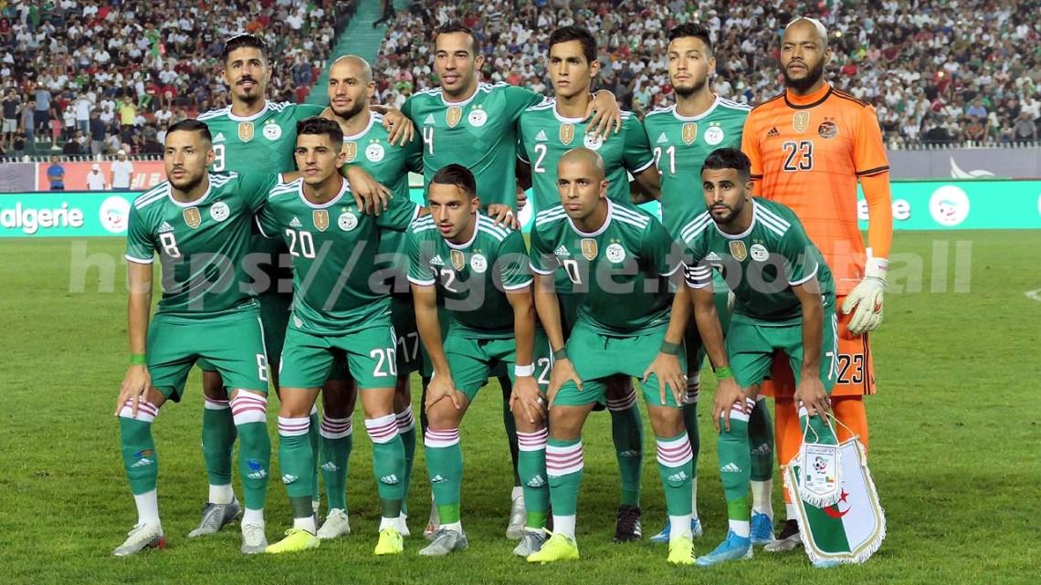 QCAN 2021 : Botswana 0 – Algérie 1