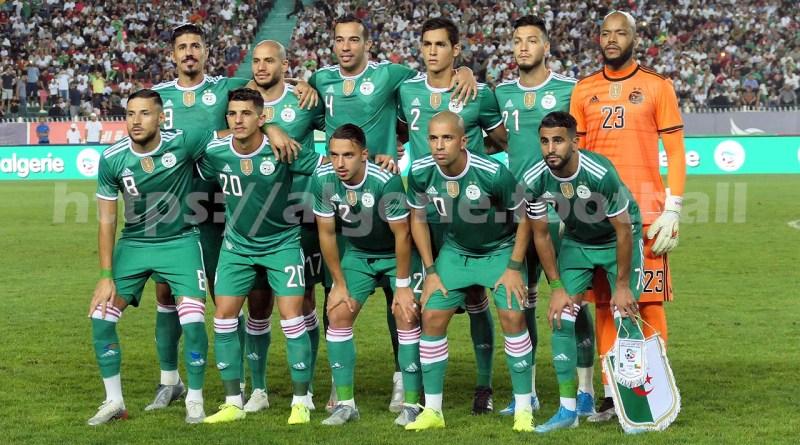 ALGERIA TEAM