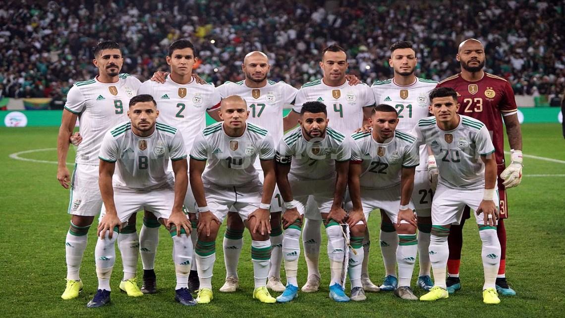 Eliminatoires CAN 2022 : Zambie – Algérie (3-3) , Wow l'arbitrage