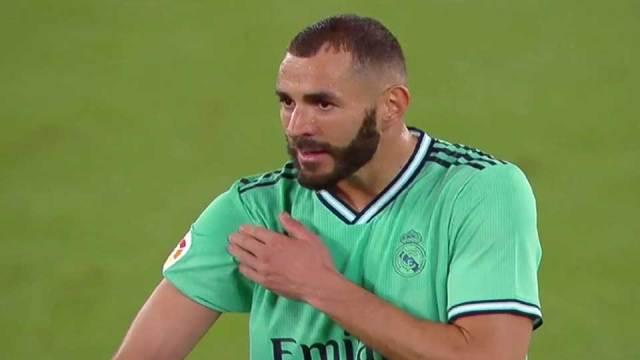Liga : Real Madrid 2 – Celta vigo 0