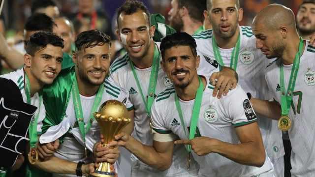 ALGERIA CAN 2019