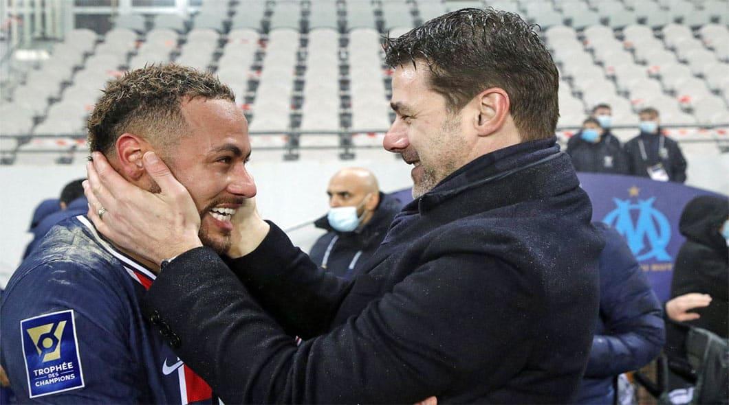 France – Trophée des Champions : PSG 2 – OM 1