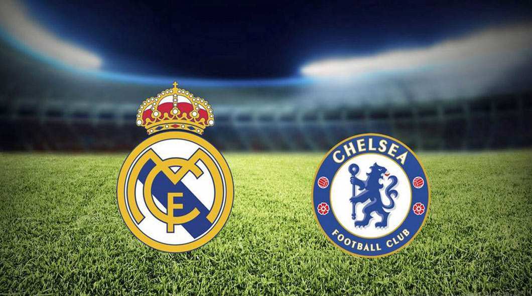 Demi-finale C1 : Real Madrid – Chelsea (1- 1)