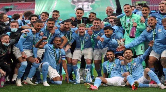 Manchester City League Cup