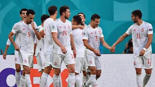Quart de Finale EURO 2020 : Espagne – Suisse (1-1)
