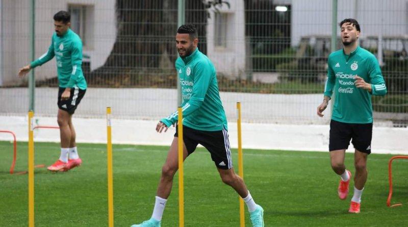 Mahrez ALGERIE