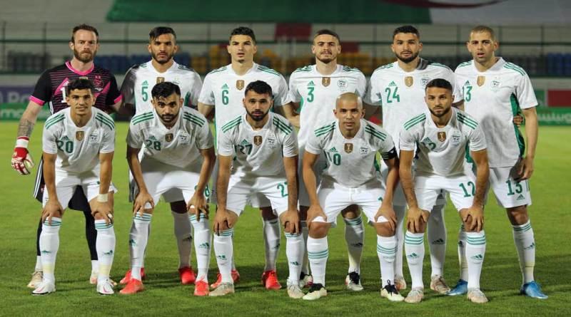 Algérie équipe