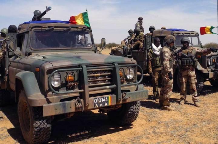 mali armée