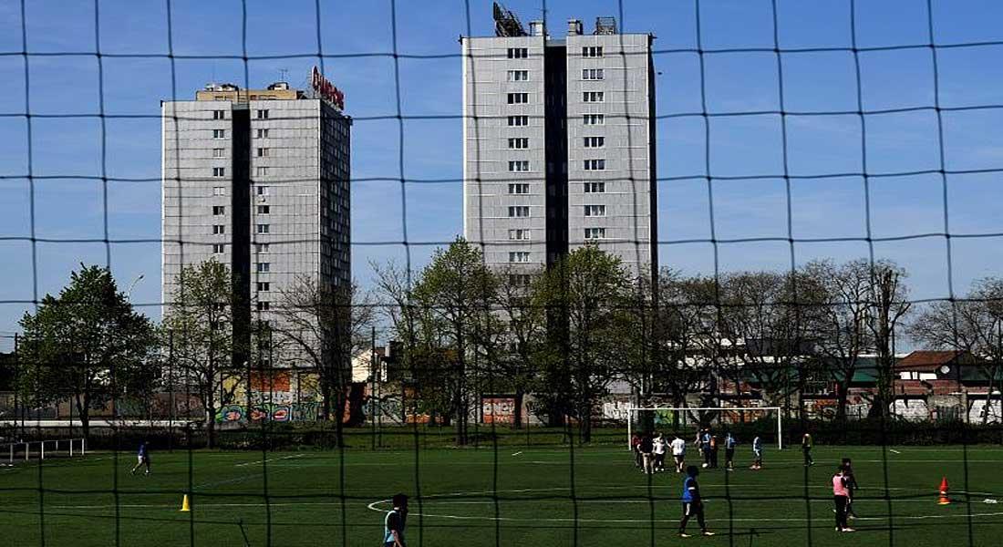 France: un plan pour les banlieues déshéritées en mai