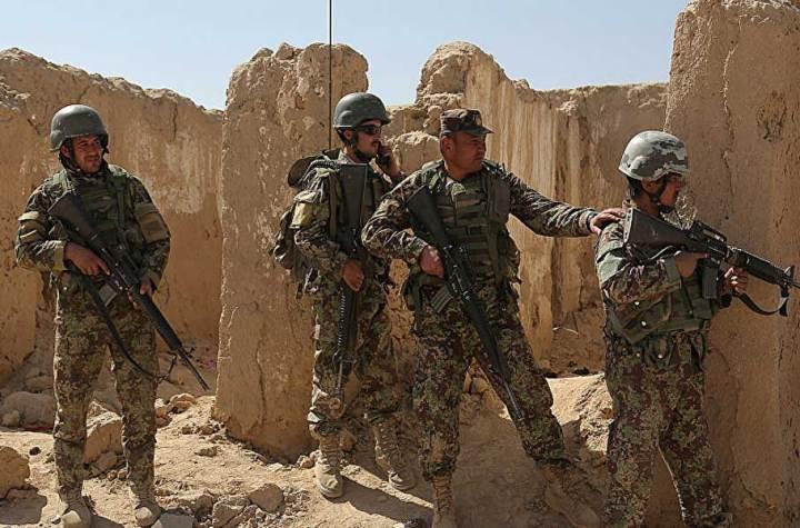 armée afghane