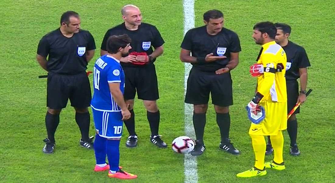 Coupe Arabe : L'USMAlger bat  Al Quwa Al Jawiya Irak 1-0, sur son terrain de Karbala , vidéo