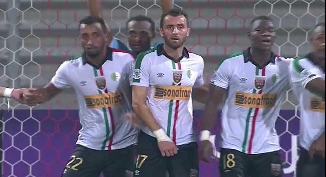 Coupe Arabe des Clubs : Al-Rifaâ SC (Bahreïn) 1 – MCAlger 2, vidéo