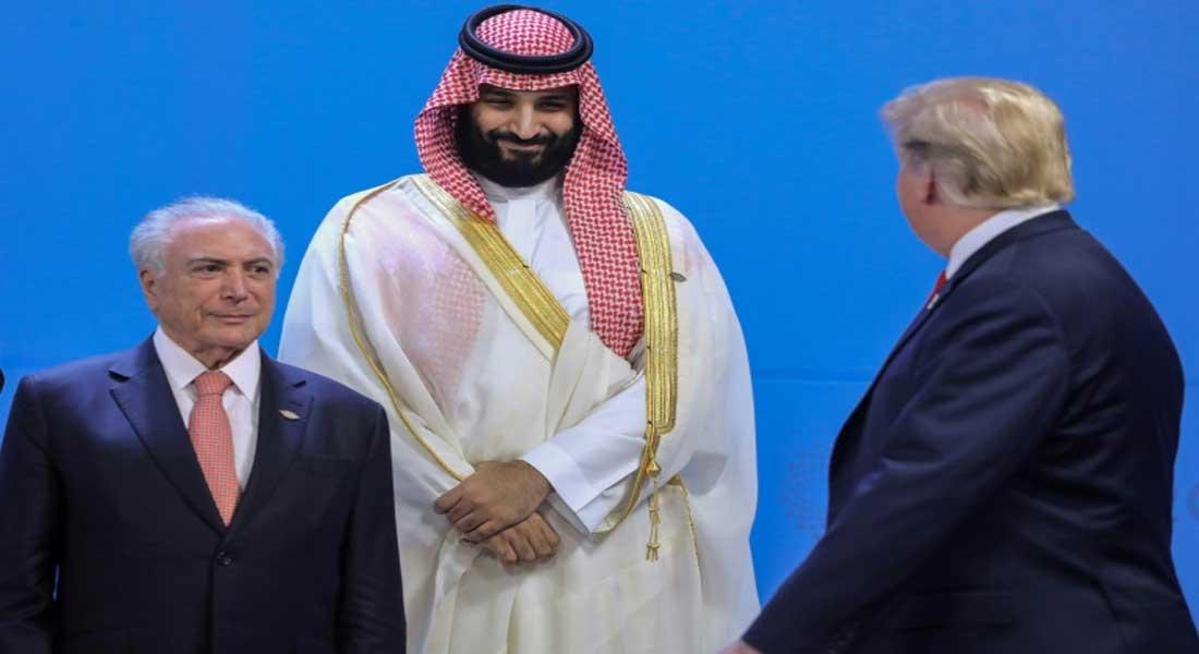 L'Arabie saoudite lance des procès d'opposants tous azimuts avant l'ère Biden