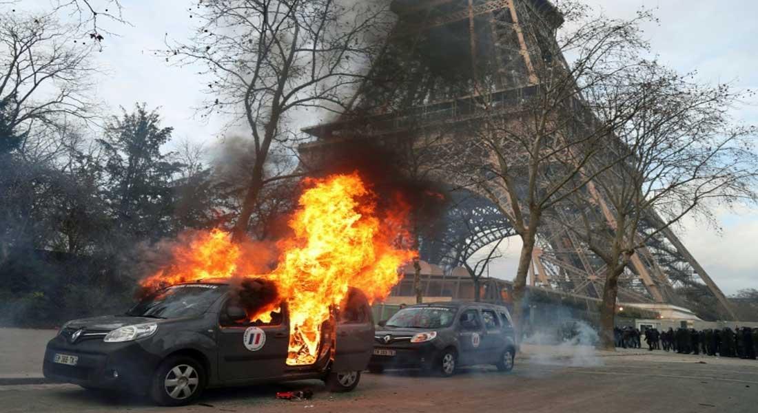 La France mobilise les militaires de Sentinelle pour contrer les dérives des Gilets Jaunes