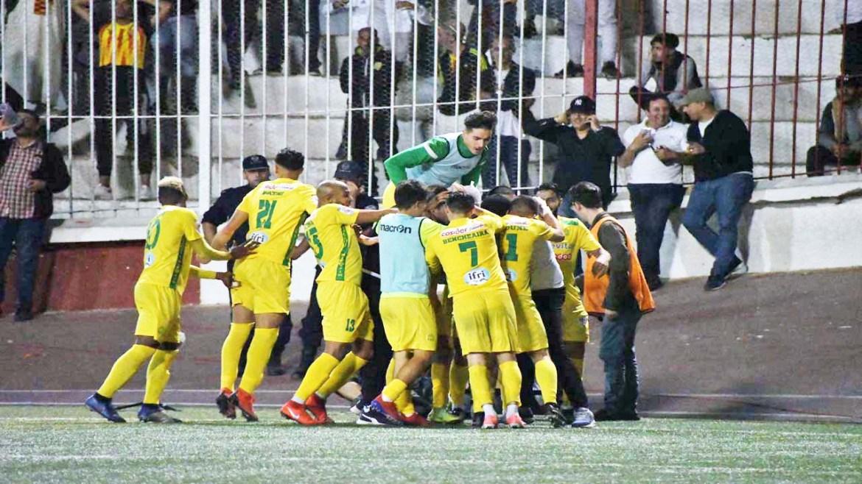 Coupe de la CAF: la JSKabylie bat l'USGN du Niger (2-0)