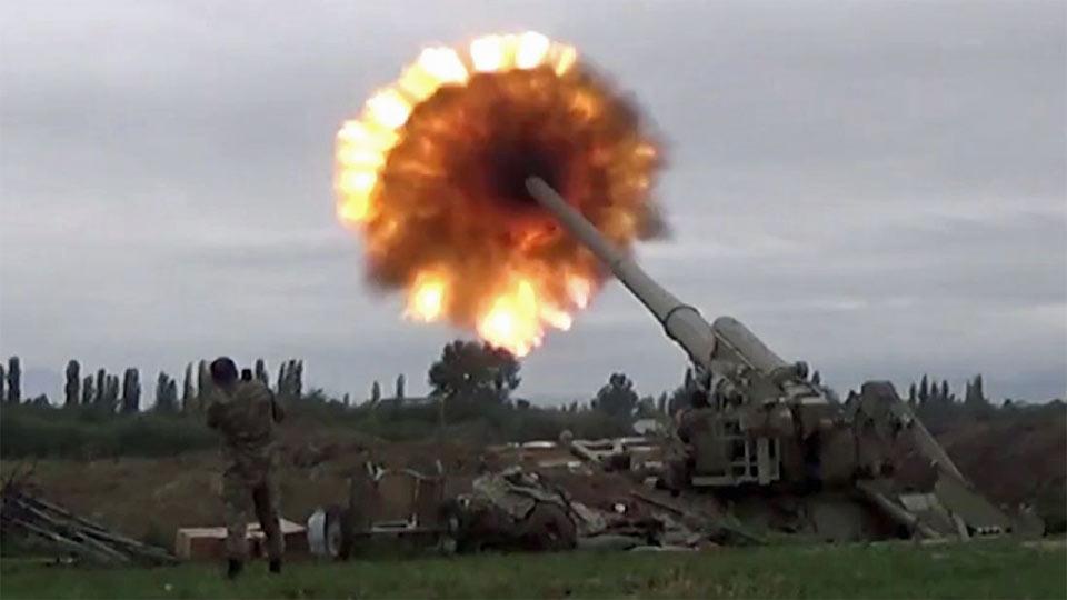 De violents combats ont éclaté ce dimanche dans le Haut-Karabakh