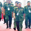 birmanie généraux
