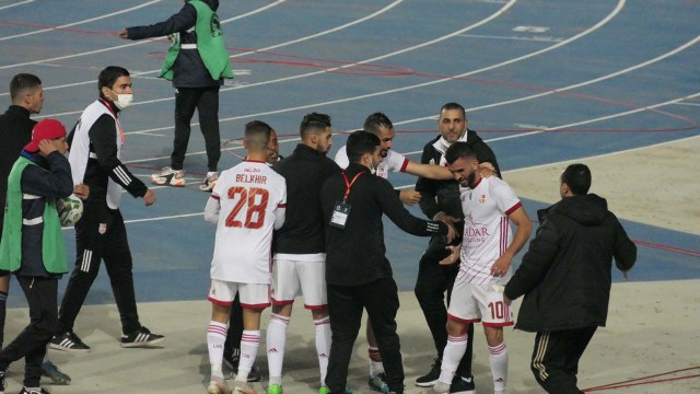 Ligue des Champions CAF : CRBelouizdad 2 – TP Mazembé 0