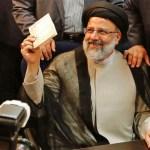 Raissi Iran