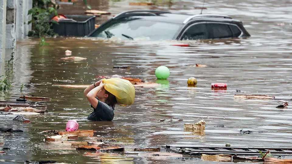 inondation Belgique