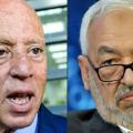 Ghannouchi Kais saied