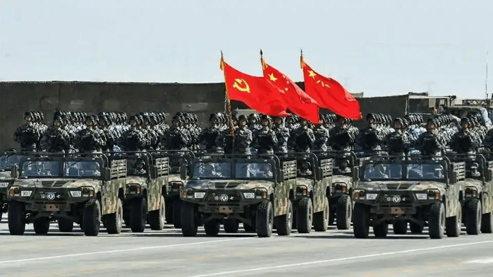armée Chine