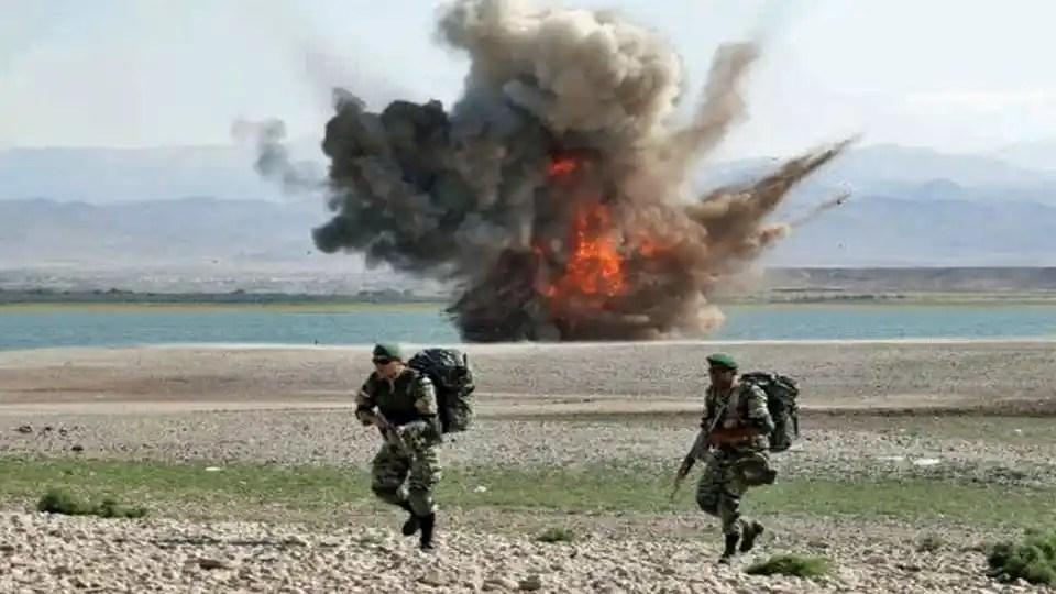 iran armée