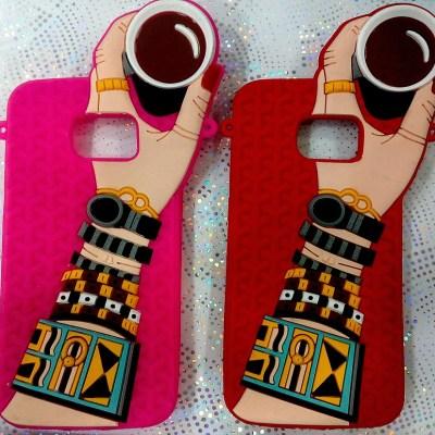 main cafe  Iphone 6 et 6 plus