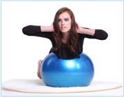 ballon de gymnastique yog 65 CM