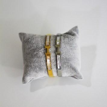 Bracelet en Acier HERMES Bijoux