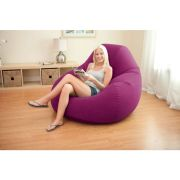 Pouf gonflable Intex Deluxe Beanless Bag Chair