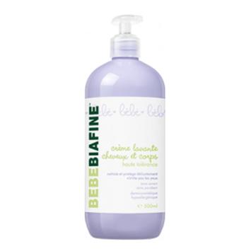 BIAFINE Bébé crème lavante 500ml