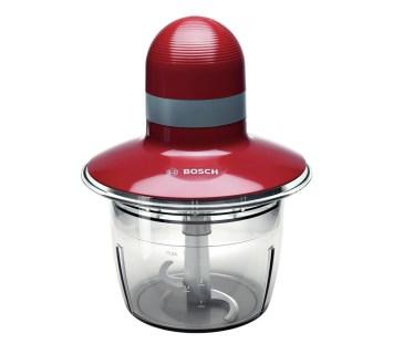 Mini-hachoir rouge BOSCH MMR08R2
