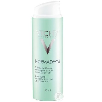 Vichy Normaderm Soin Embellisseur Anti-Imperfections Flacon Pompe 50ml