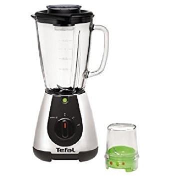 TEFAL - Blender 1,75l 500w + mini hachoir - FACICLIC GLASS EQUINOX - BL315E01
