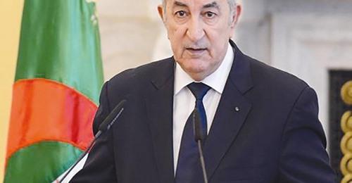 Live Algerie   Abdelmadjid Tebboune, a appelé  à une réunion urgente du Conseil de sécurité des Nations unies.