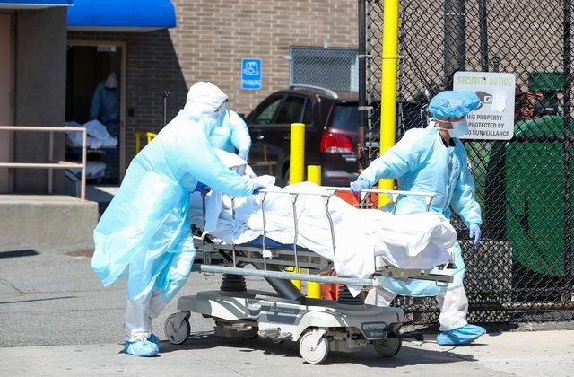 États Unis, le pays a dépassé les 150 000 morts dus au covid-19 ce mercredi