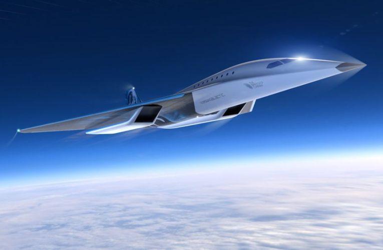 Virgin Galactic vise un deux heures de vol entre Londres et New York